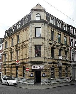 Fichtenstraße in Wuppertal