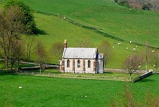 Wynford Eagle village in United Kingdom