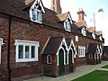 Wynn's Almshouses, Baldock (1621) - geograph.org.uk - 2045333.jpg