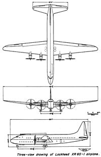 XR6O-1 Three View NACA-tn-2490.jpg