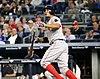 Xander Bogaerts batting in game against Yankees 09-27-16 (3).jpeg