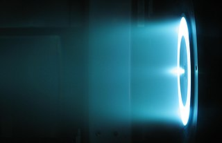Electrically powered spacecraft propulsion