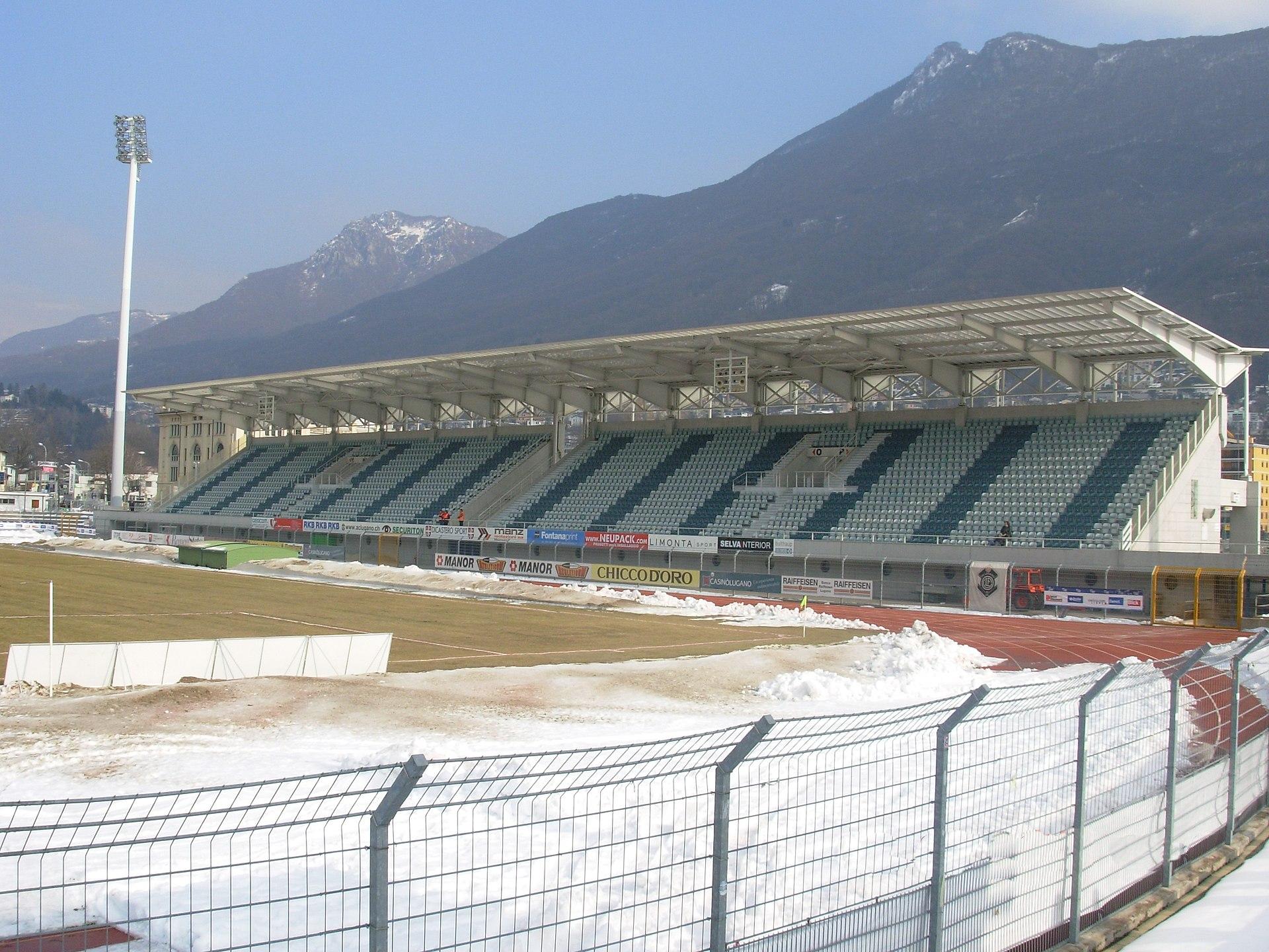Stadio comunale di cornaredo wikipedia - Piscina di cornaredo ...