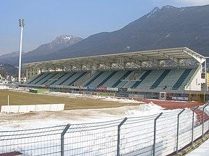 Cornaredo Stadium - Image: YB Lugano 049