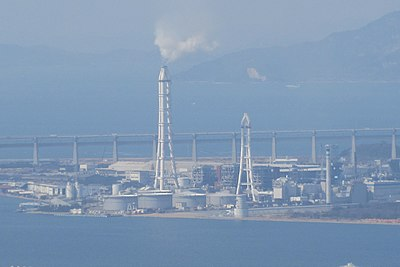 Picture of 坂出火力発電所