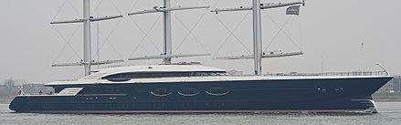 Black Pearl (yacht) - Wikiwand