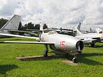 Yak-23 at Central Air Force Museum Monino pic4.JPG