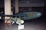 Yakovlev Kak-15 Yakovlev Yak-15 Yakovlev Museum Moscow Sep93 1 (16963334888).jpg