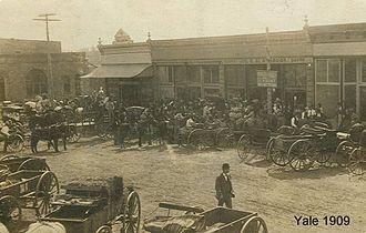 Yale, Oklahoma - Historic Yale (1909)