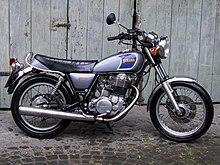 Yamaha SR400 & SR500 - Wikipedia