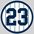 YankeesRetired23.svg