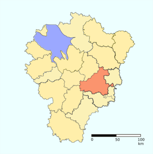 Yaroslavsky District, Yaroslavl Oblast - Image: Yaroslavsky District, Yaraslavl