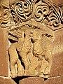 Yermo église Santa Maria corniche S modillon 50a.jpg
