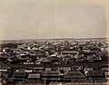 Yokohama, Japan; panoramic view of Yokohama town, looking Wellcome V0037386.jpg