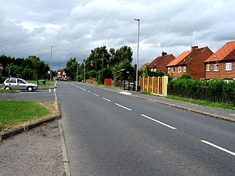 Barlby - York Road, Barlby