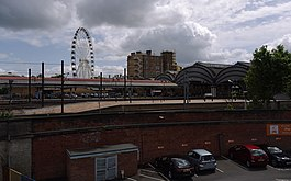 York railway station MMB 47.jpg