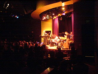 Yoshi's (jazz club) - Nels Cline performing in 2006 in Oakland
