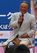 Yoshio Koide at Tsukuba Creo Square.jpg