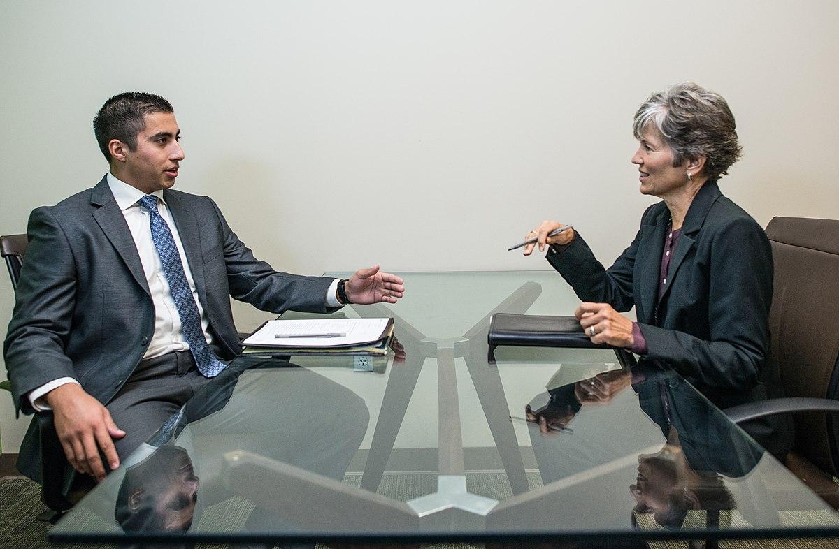Interview Und Der Interviewer