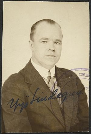 Yrjö Lindegren