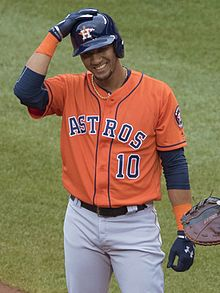 Yulieski Gurriel on August 21, 2016.jpg