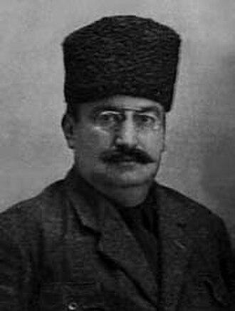 Yunus Nadi Abalıoğlu - Image: Yunus Nadi Bey