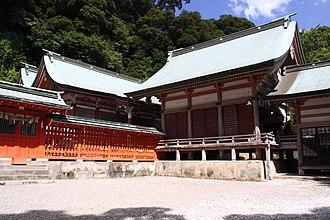 Bungo Province - Yusuhara-hachiman-gū
