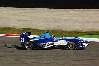 Dallara GP3/10 - Image: Z Amberg Monza 2011