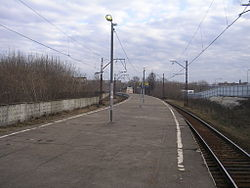 Zakharovo train platform.JPG