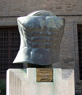 Miguel Ortiz Berrocal Spanish sculptor of the twentieth century