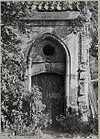 zicht op detail weeshuis- kelderingang - amersfoort - 20320413 - rce