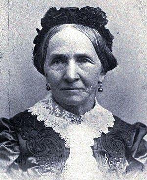 Zina D. H. Young - Zina ca. 1887