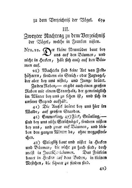 File:Zweyter Nachtrag zu dem Verzeichniß der Vögel, welche in Franken nisten.pdf