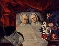 Zwillinge Georg und Regula Rahn Zürich 1752.jpg