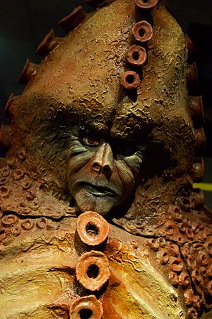 Terror of the Zygons - The Zygons, as they appear at the Doctor Who Experience.