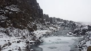 """Þingvellir in Iceland"" - Apr 2015.jpg"