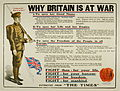 """""""Why Britain is at War"""" recruitment poster (14808403786).jpg"""