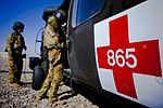 'Golden Hour', Flight medics speed trauma patients off battlefield 131114-M-ZB219-099.jpg