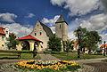'Polkowice -- Kościół św. Michała Archanioła (zetem).jpg