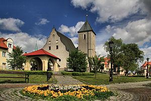 Polkowice - St Michael Archangel Church
