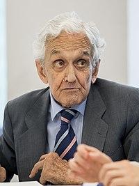(Pedro Schwartz) 2019 Reunión de Ayuso en la Sede del Partido Popular (32929511947) (cropped).jpg