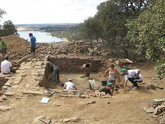 El Castillon - Área doméstica