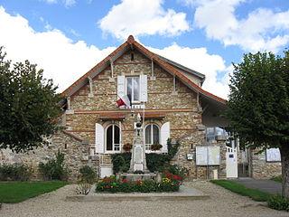 Échouboulains Commune in Île-de-France, France