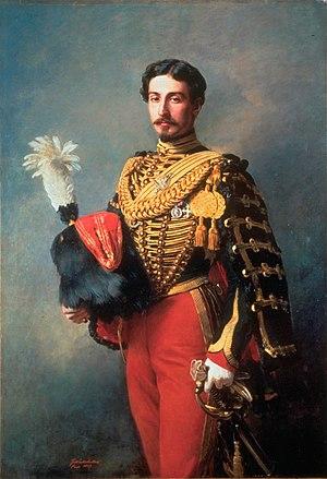 Édouard André (art collector) - Image: Édouard André, by Franz Xaver Winterhalter