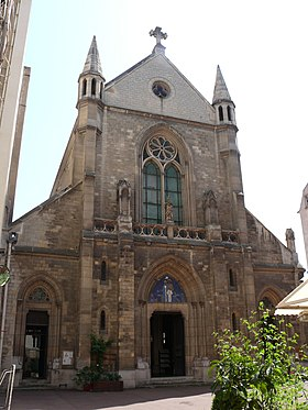 Image illustrative de l'article Église Saint-Joseph-Artisan de Paris
