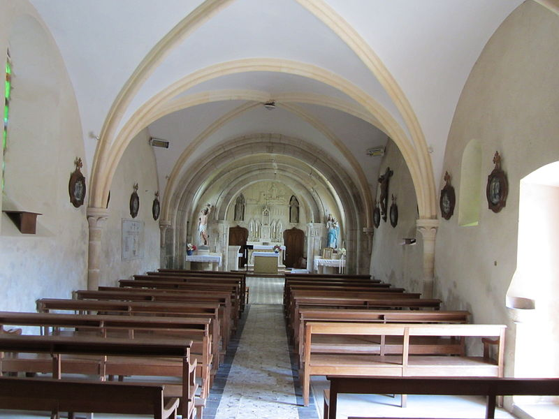 église Saint-Martin du Mesnil