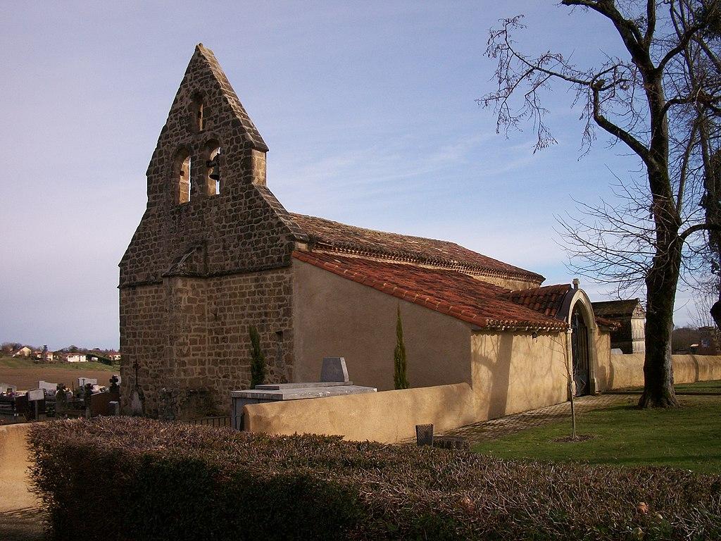 Église de Saint-Martin du Gers (France).JPG