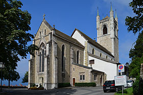 Image illustrative de l'article Église réformée Saint-Martin de Vevey