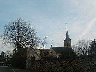 Saint-Denis-lès-Rebais Commune in Île-de-France, France