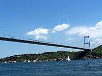 جسر السلطان محمد الفاتح